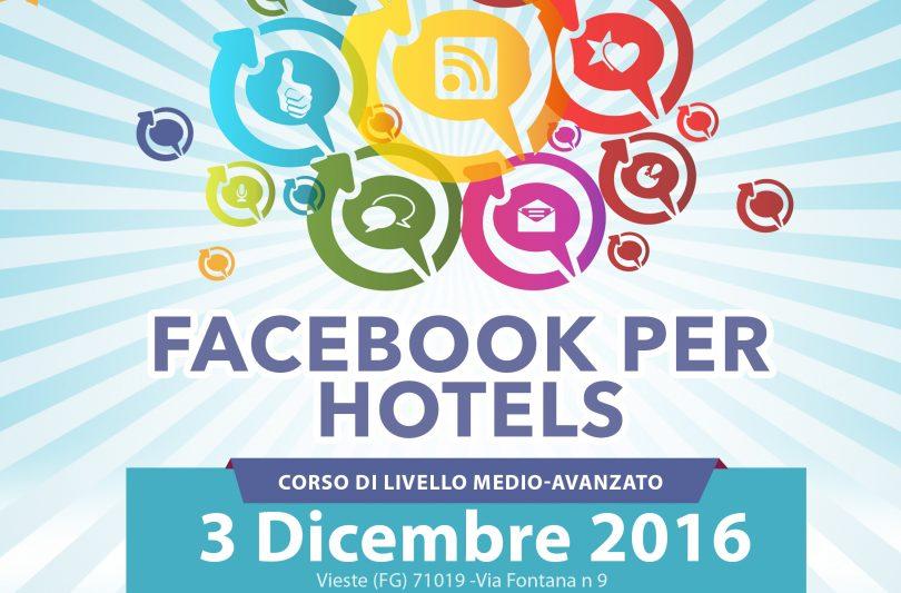 Facebook per Hotels