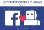 Bot Facebook per il turismo