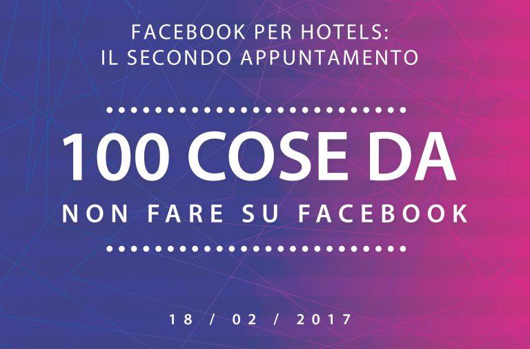Corso Facebook 18 / 02 / 2017